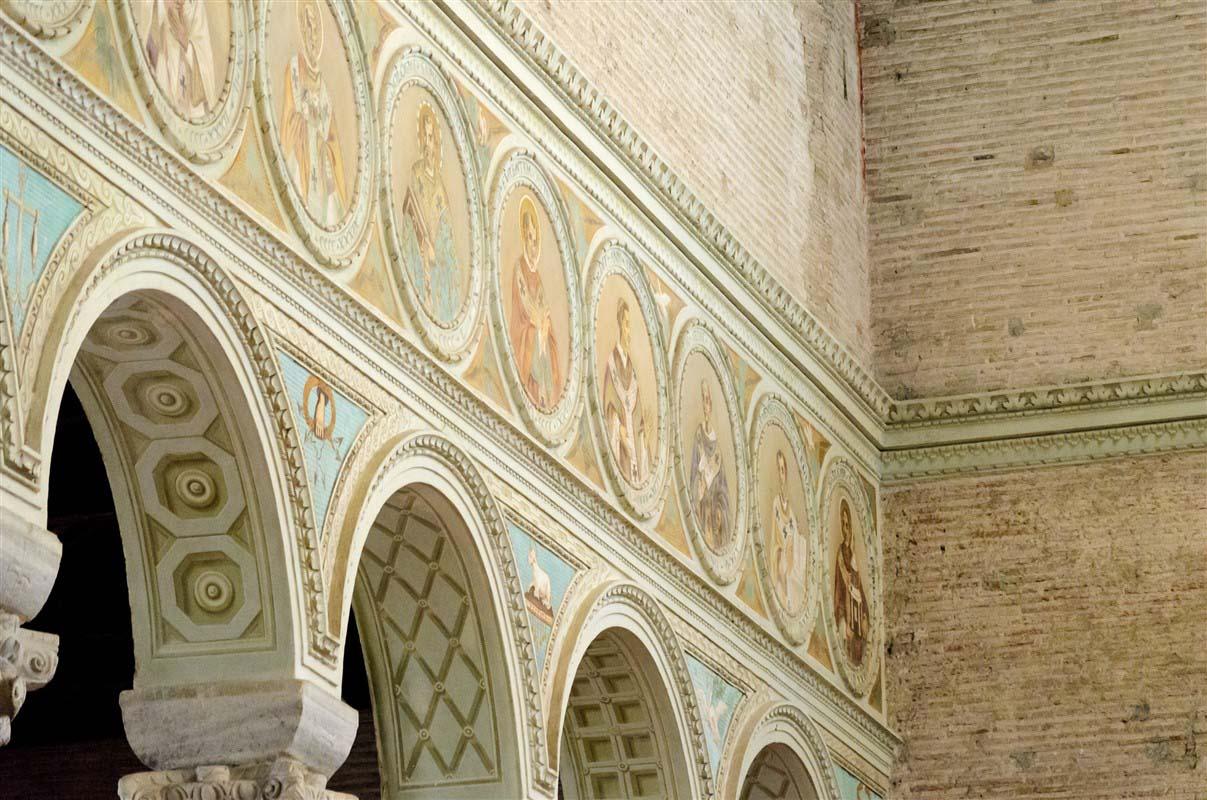 Basilique Saint-Apollinaire-le-Neuf - Ravenne - Italie