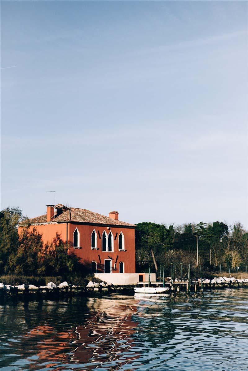 Isola Mazzorbetto - Venise - Vénétie - Italie