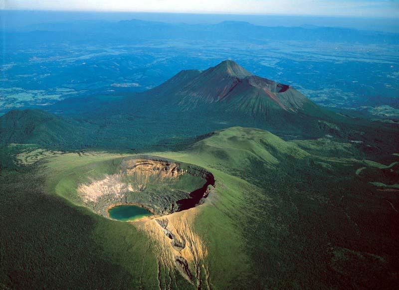 Monts Kirishima - Kagoshima - Japon