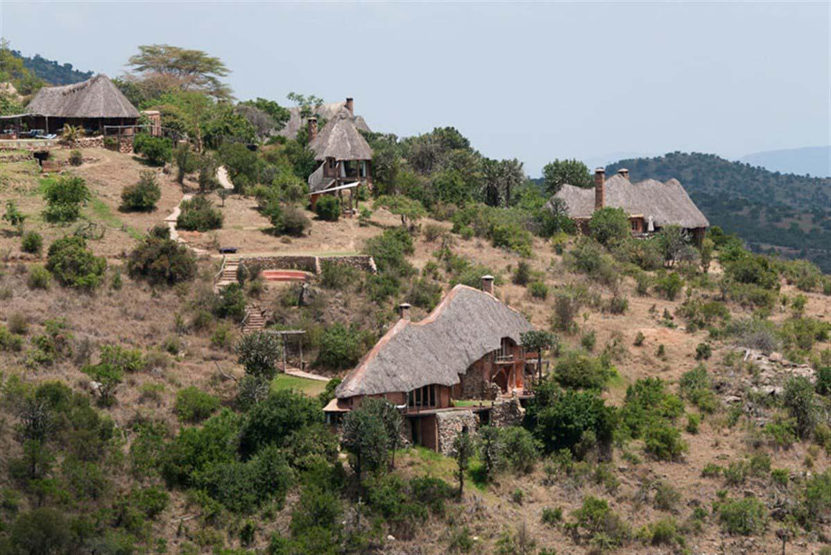 Borana Lodge - Laikipia - Kenya