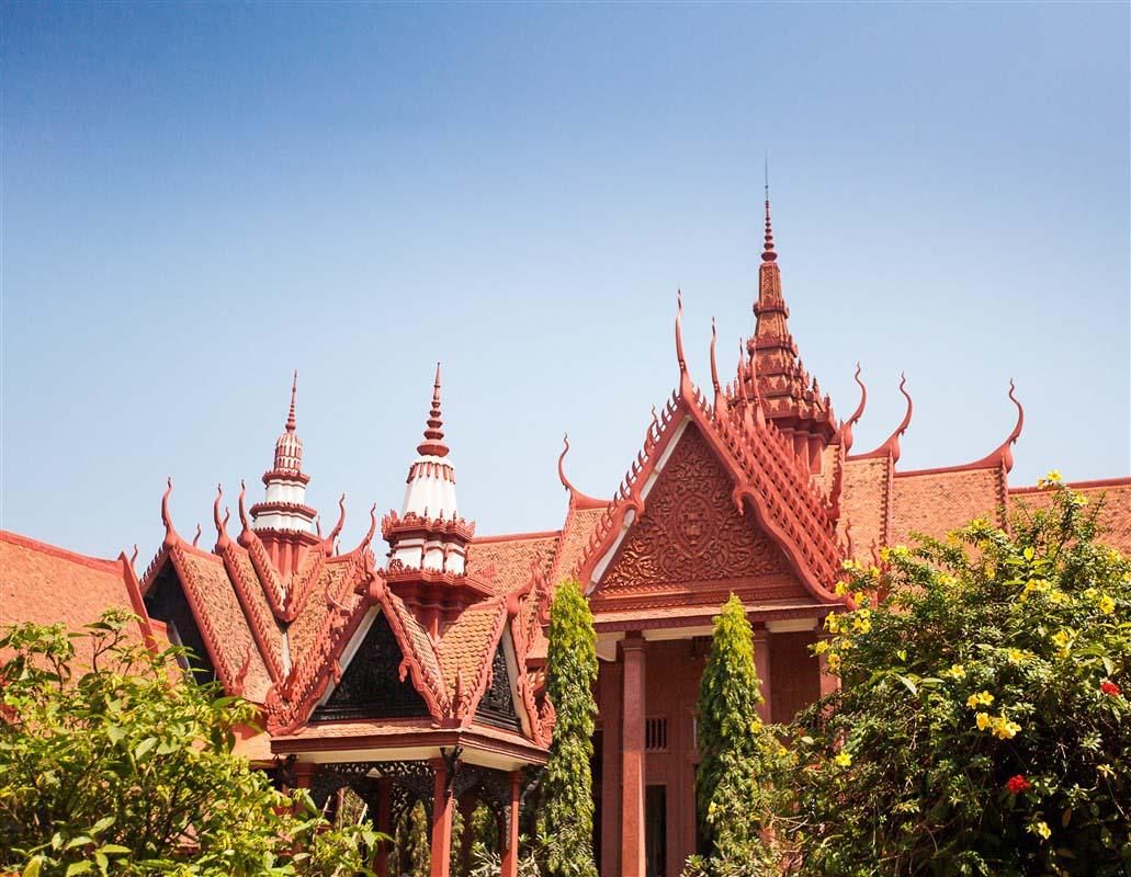 Musée National de Phnom Penh - Cambodge