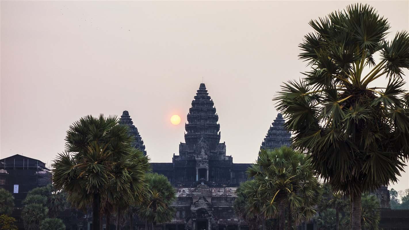 Angkor - Siem Reap - Cambodge