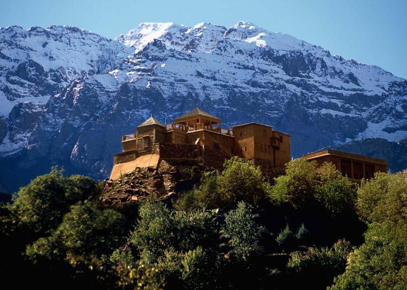 Kasbah du Toubkal - Imlil - Maroc