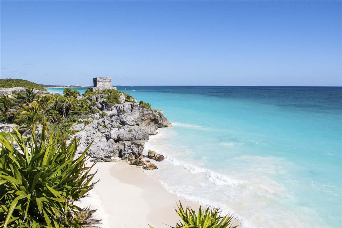 Tulum - Yucatan - Mexique
