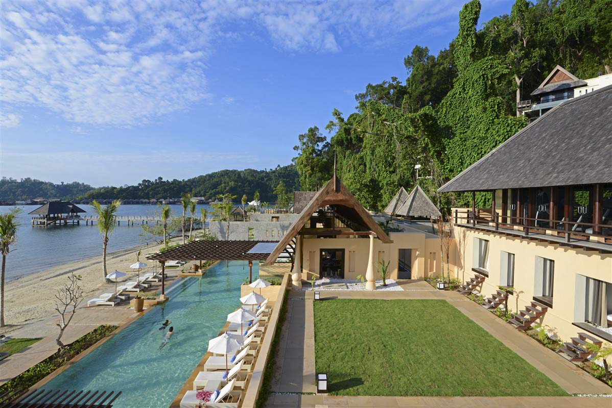 Gaya Island Resort - Kota Kinabalu - Malaisie