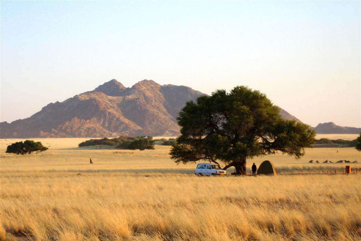 Namib Rand Nature Reserve - Namibie