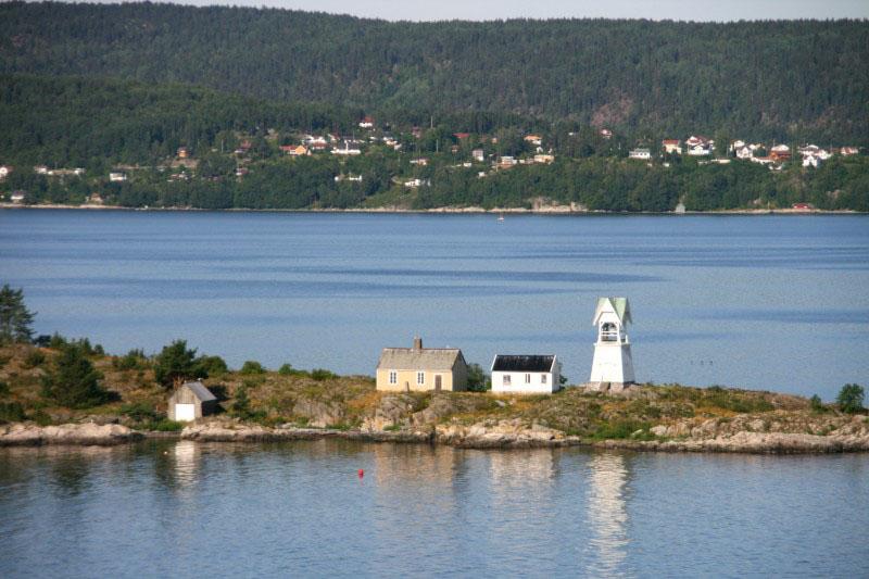 Environs d'Oslo - Norvège