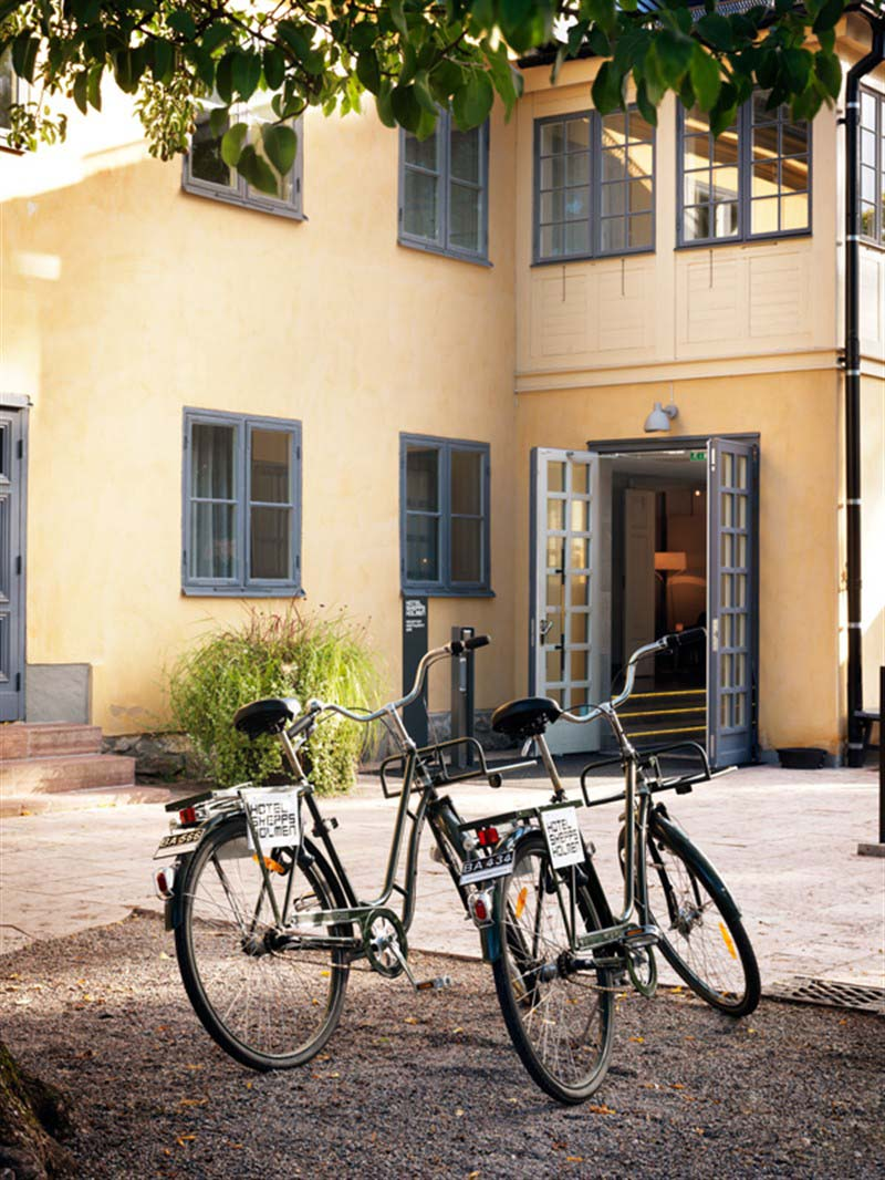 Hotel Skeppsholmen - Stockholm - Suède