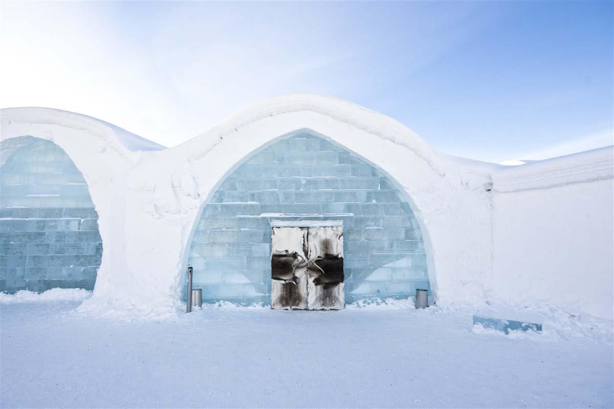 Ice Hotel - Jukkasjarvi - Suède