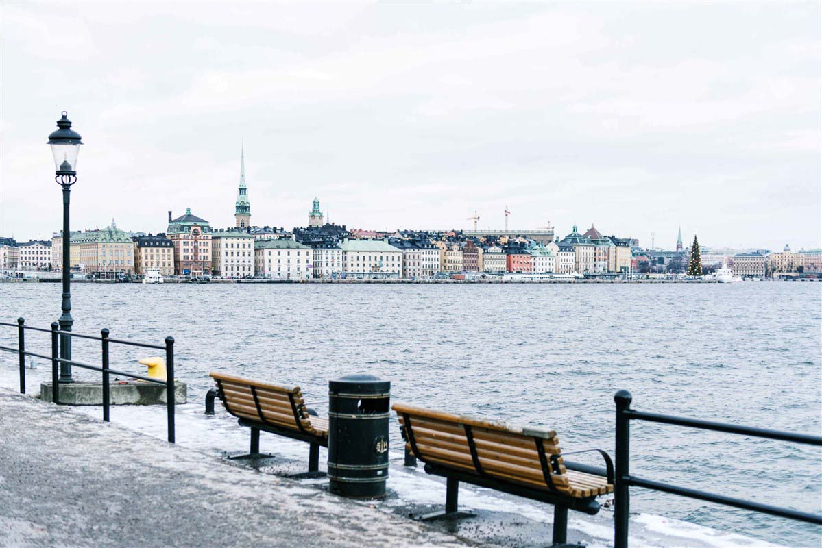 Södermalm - Stockholm - Suède