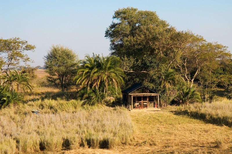 Busanga Bush Camp - Kafue National Park - Zambie