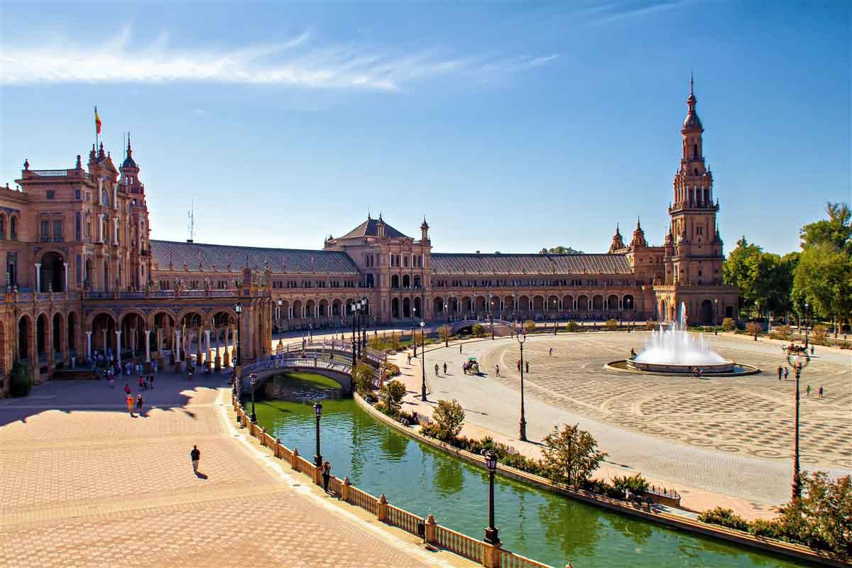 Séville - Andalousie - Espagne