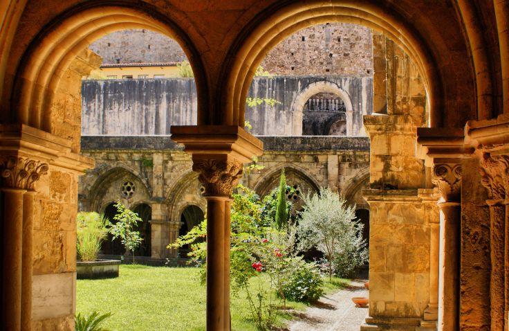 Cathedral Velha - Coimbra - Portugal