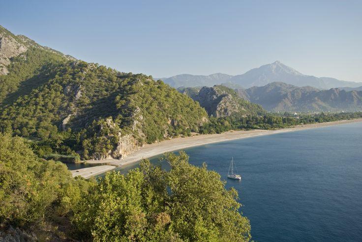 Cirali - Antalya - Turkey
