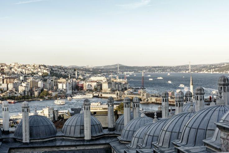Suleymaniye Mosque - Istanbul - Turkey