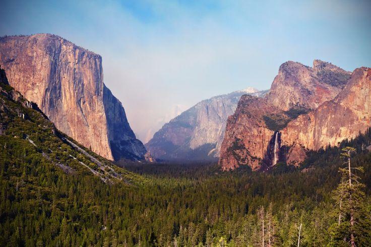 El Capitan - Yosemite National Park - California - United States