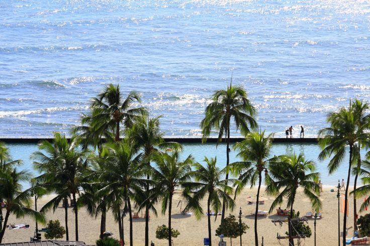 Waikiki - Oahu - Hawaii - United States